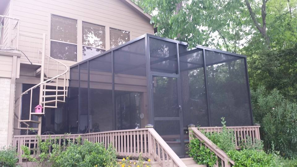 All Weather Aluminum Inc Conroe Woodlands Kingwood